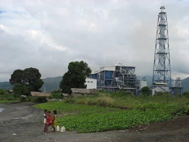 JBIC支援案件フィリピン・ミンダナオ石炭火力発電事業