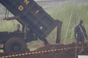 Military Keeping Hilling Land 2