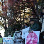 インドネシア住民・NGO原告団の来日活動報告 「日本は違法・有害・供給過剰なチレボン石炭火力で住民の生活を壊さないで!」 ―記者会見、関連省庁等との会合、アクション、セミナーなどで訴え