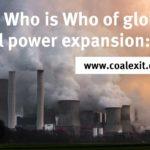 【プレスリリース】  ドイツの環境NGOが石炭事業に関与する企業のリスト 『Top 120 Coal Plant Developers List』(https://coalexit.org/)を更新