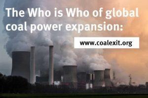 【データベース更新】Coal Plant Developers Database:670GWを超える新規石炭火力発電所の建設計画が1.5℃目標を脅かす