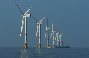 Belgium- Thorntonbank boosts offshore wind power production