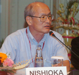 Shuzo Nishioka