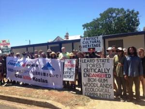 blockade_Mauls Creek