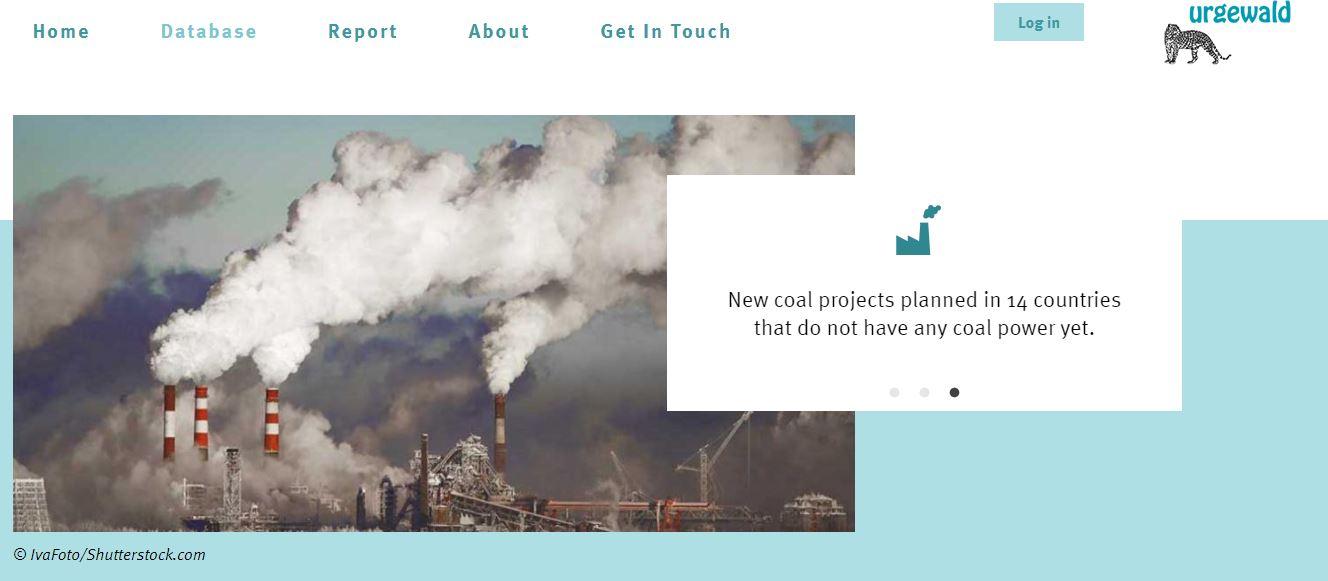 New Database Reveals World's Biggest Coal Plant Developers [Urgewald